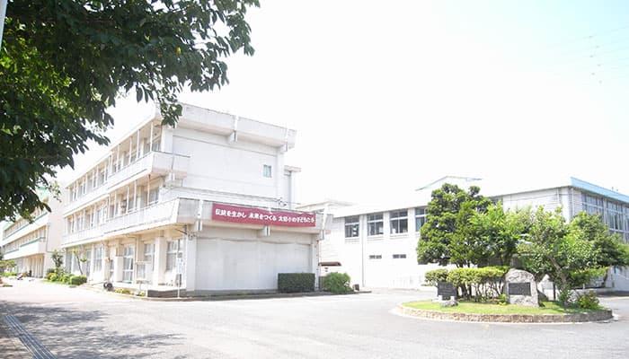 久喜市立太田小学校 外観