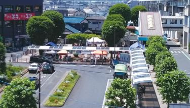 久喜駅東口 再開発へ -久喜市 都市計画の見直し言及