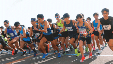 農時新聞 栗橋関所マラソン 久喜市