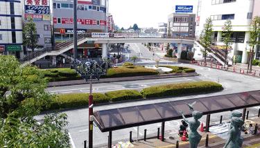 久喜市の風景 フジハウジング(すまいの相談窓口